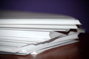 10 Tips Menghemat Penggunaan Kertas