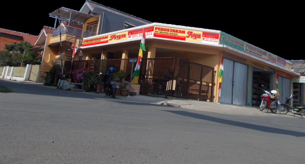 Percetakan di karawang, percetakan ayu, Ayuprint 2013