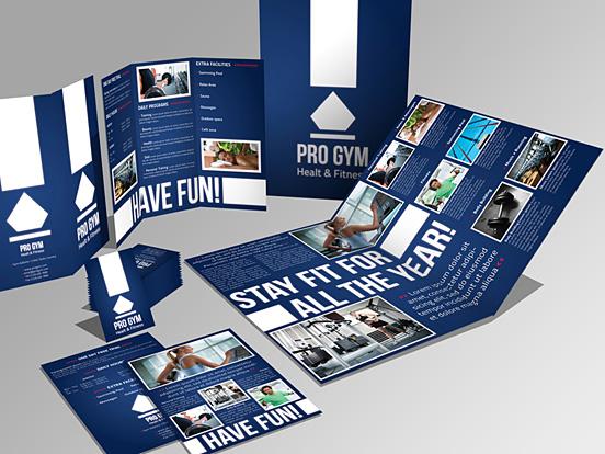 Desain Brosur Cantik dan Profesional untuk Promosi - Brosur-Desain-Cantik-dan-Profesional-04 Pages Brochure + Trifold