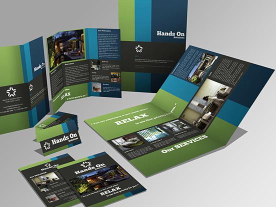Desain Brosur Cantik dan Profesional untuk Promosi - Brosur-Desain-Cantik-dan-Profesional-07 Hands On Brochure