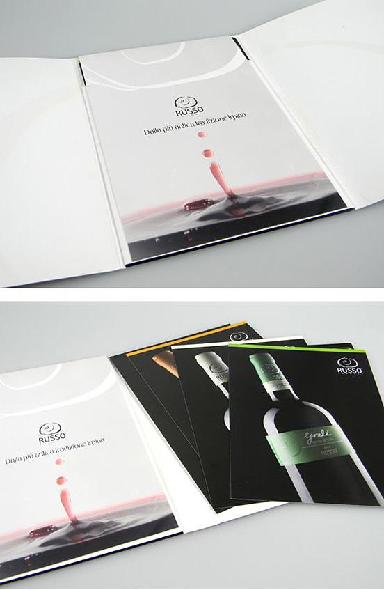 Desain Brosur Cantik dan Profesional untuk Promosi - Brosur-Desain-Cantik-dan-Profesional-30 Cantine Russo