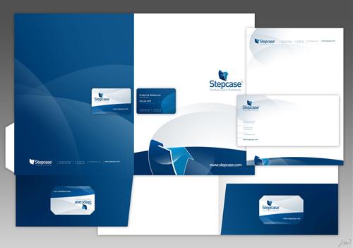 35 Desain Map Company Profile Perusahaan Corporate - desain-map-untuk-company-profile-05