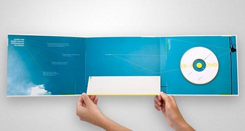 Desain Map Company Profile Perusahaan Corporate Portofolio Design Folder