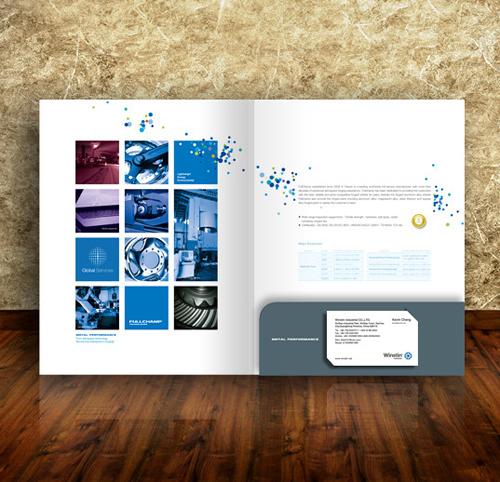 35 Desain Map Company Profile Perusahaan Corporate - 列印