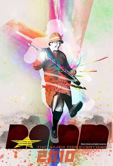 47 Contoh Desain Poster Keren dan Unik - Contoh Desain Poster Keren-28