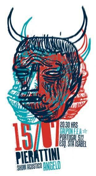 47 Contoh Desain Poster Keren dan Unik - Contoh Desain Poster Keren-34