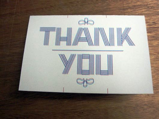 Desain Kartu Ucapan Terima Kasih - Contoh Desain Grafis Kartu Ucapan Terima Kasih-10