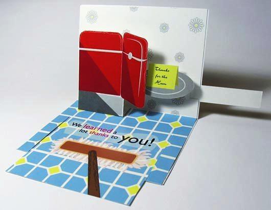 Desain Kartu Ucapan Terima Kasih - Contoh Desain Grafis Kartu Ucapan Terima Kasih-15