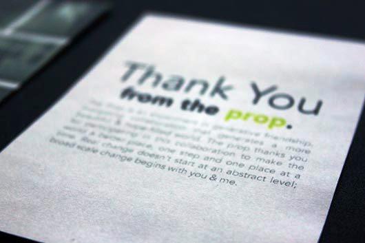 Desain Kartu Ucapan Terima Kasih - Contoh Desain Grafis Kartu Ucapan Terima Kasih-16a