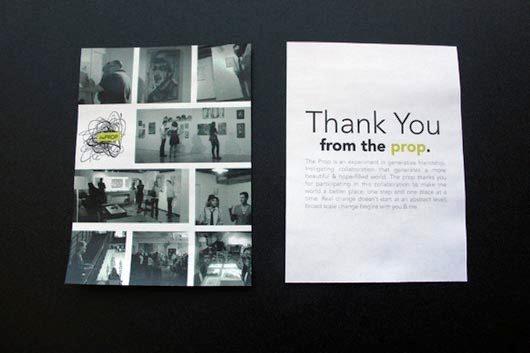 Desain Kartu Ucapan Terima Kasih - Contoh Desain Grafis Kartu Ucapan Terima Kasih-16b