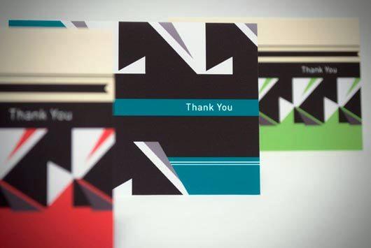 Desain Kartu Ucapan Terima Kasih - Contoh Desain Grafis Kartu Ucapan Terima Kasih-46