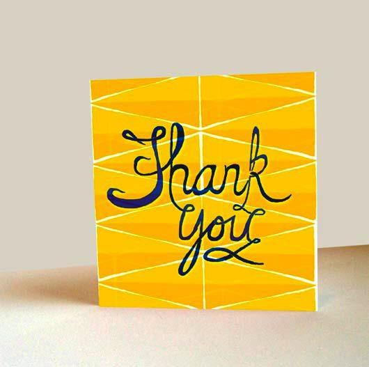 Desain Kartu Ucapan Terima Kasih - Contoh Desain Grafis Kartu Ucapan Terima Kasih-6