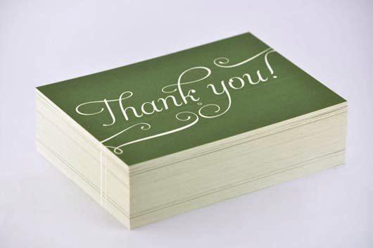 Desain Kartu Ucapan Terima Kasih - Contoh Desain Grafis Kartu Ucapan Terima Kasih-9
