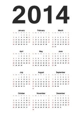 Free Download 23 Calendar 2014, Designed in Vector Format, Eps, AI, Pdf-15