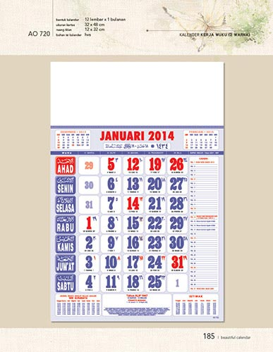Download Katalog Kalender AO - Katalog Kalender AO 2014 hal-185