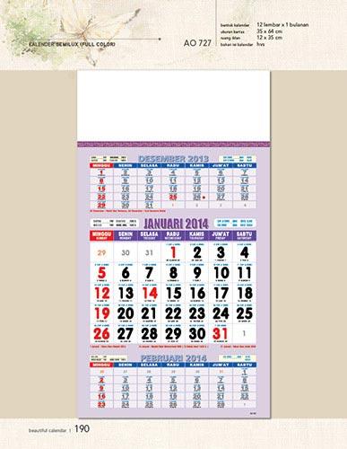 Download Katalog Kalender AO - Katalog Kalender AO 2014 hal-190