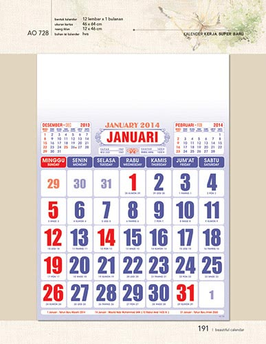 Download Katalog Kalender AO - Katalog Kalender AO 2014 hal-191