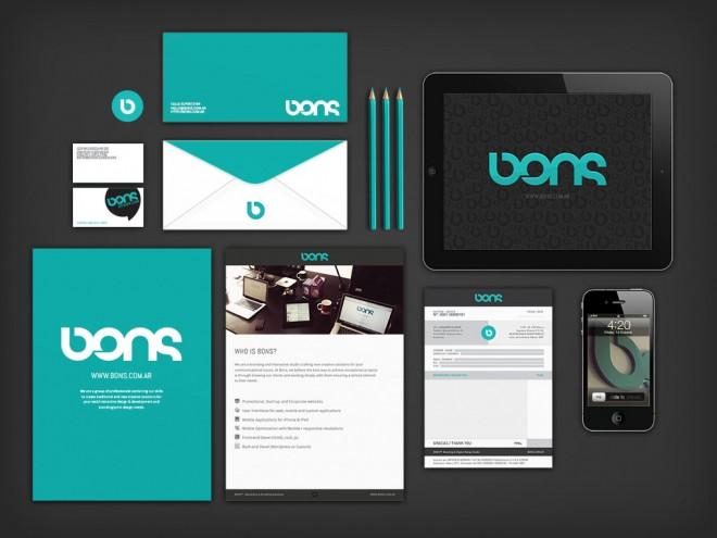 Contoh Desain Design untuk Branding Bisnis Perusahaan - 21