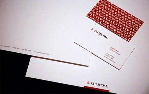 Contoh Desain Kop Surat dan Corporate Identity Inspiratif