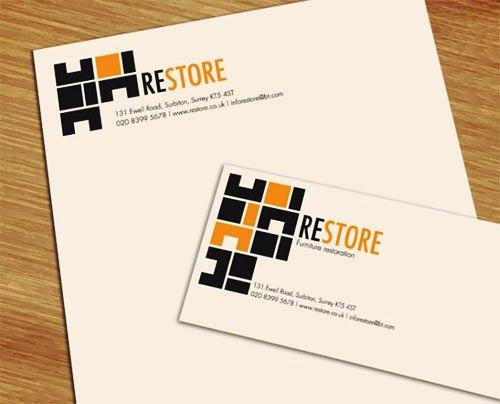 Contoh Desain Kop Surat dan Corporate Identity Inspiratif 17