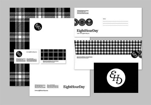Contoh Kop Surat Dengan Desain Cantik dan Unik Untuk Corporate Identity Bisnis