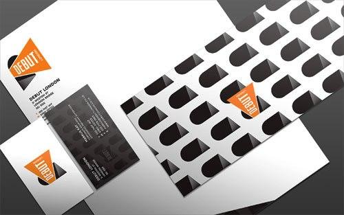Contoh Desain Kop Surat dan Corporate Identity Inspiratif 25