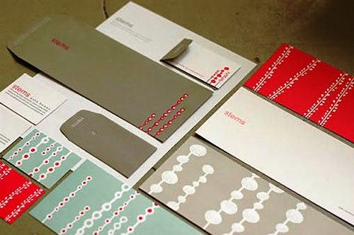 Contoh Desain Kop Surat dan Corporate Identity Inspiratif 29