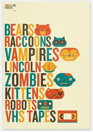 Contoh Poster dengan Desain Modern dan Elegan 05