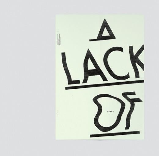 Contoh Poster dengan Desain Modern dan Elegan 12