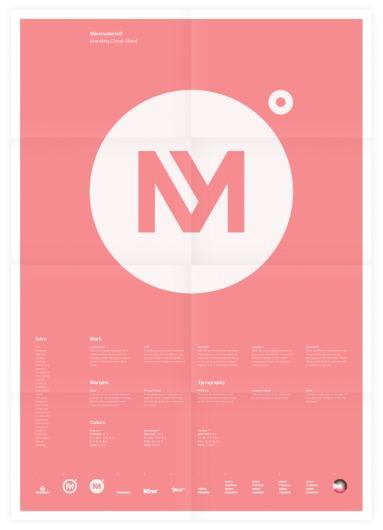 Contoh Poster dengan Desain Modern dan Elegan 23
