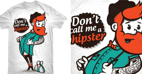 Contoh Desain T Shirt Bergambar Unik - Desain Kaos T-Shirt Keren 18