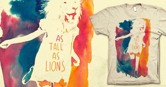 Contoh Desain T Shirt Bergambar Unik - Desain Kaos T-Shirt Keren 20