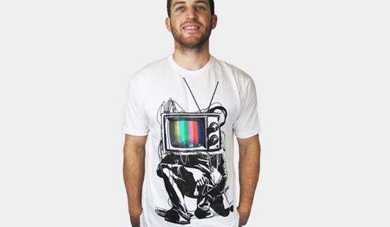 Contoh Desain T Shirt Bergambar Unik - Desain Kaos T-Shirt Keren 29