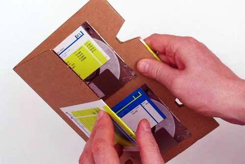 Contoh Desain Packaging Kemasan CD DVD - Desain dan contoh packaging kotak dus CD DVD 03