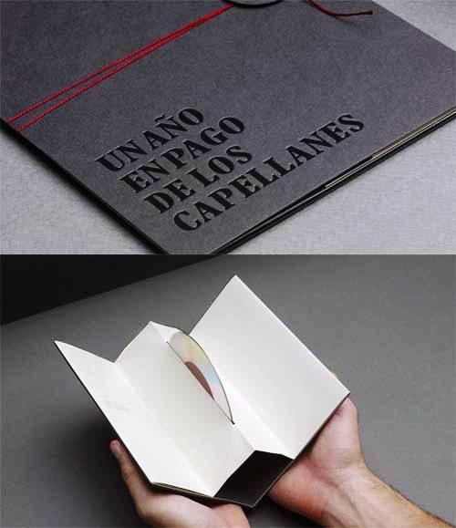 Contoh Desain Packaging Kemasan CD DVD - Desain dan contoh packaging kotak dus CD DVD 06