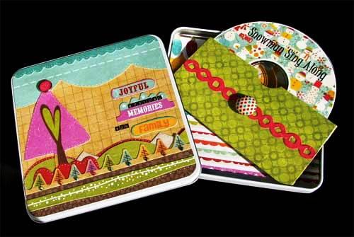 Contoh Desain Packaging Kemasan CD DVD - Desain dan contoh packaging kotak dus CD DVD 19