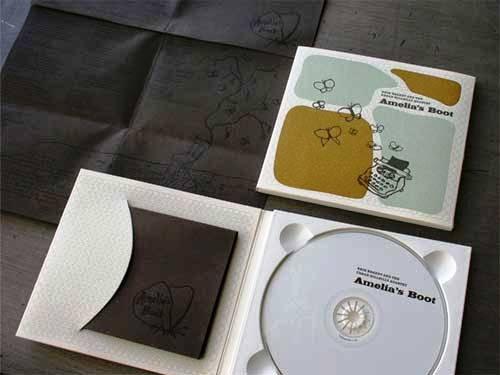 Contoh Desain Packaging Kemasan CD DVD - Desain dan contoh packaging kotak dus CD DVD 28