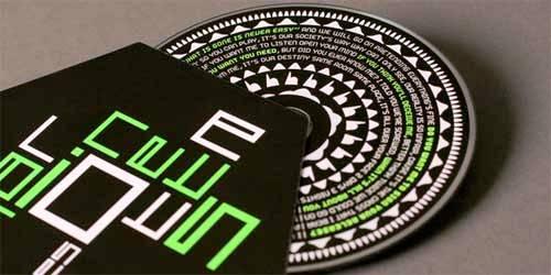 Contoh Desain Packaging Kemasan CD DVD - Desain dan contoh packaging kotak dus CD DVD 31