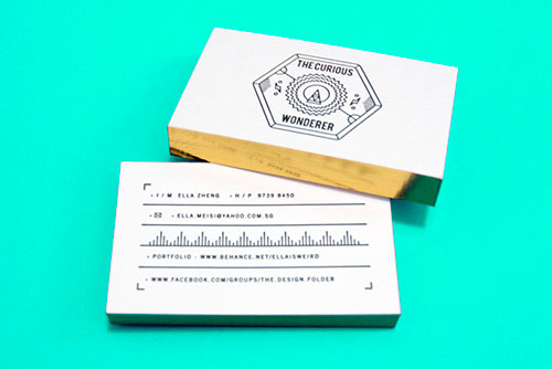 Creative Business Card-26