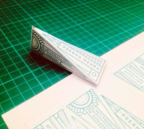 Desain Kartu Nama Contoh Desain Kreatif-35