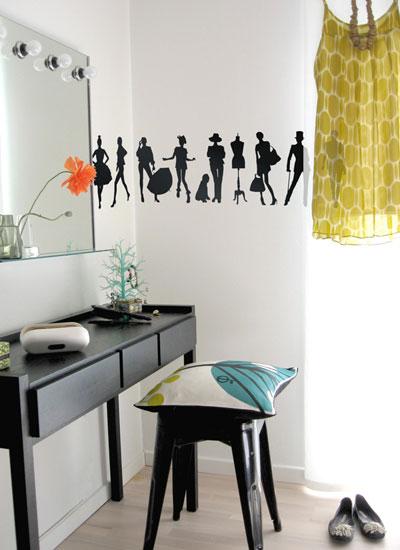 Contoh Desain  Sticker Dinding Vinyl Wall Stickers Interiorayuprint Co Id Percetakan Karawang