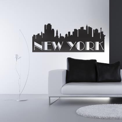 Contoh Desain 63 Sticker Dinding Vinyl Wall Stickers Interior Wall Design Rumah