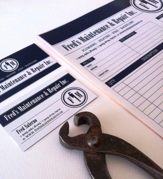 Contoh Faktur Invoice Tagihan dengan Desain Menarik