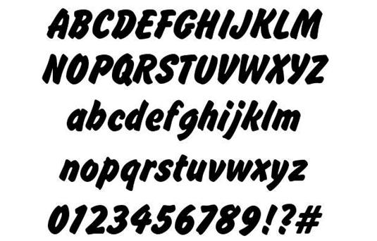 Download 100 Font Gratis Untuk Desain Grafis Dan Web Design Free