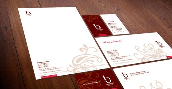Contoh Desain Kop Surat dan Kartu Nama Paling Kreatif