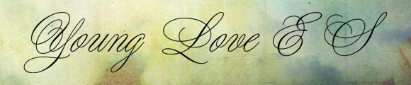 Font Kaligrafi Terbaik - Font Kaligrafi Young Love ES