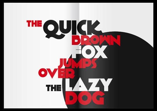 Download 100 Font Gratis untuk Desain Grafis dan Web - Kilogram Free Font