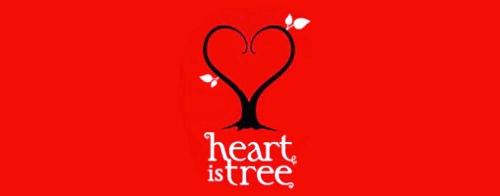 Contoh Logo Bertemakan Hati Love Heart - heart-is-tree