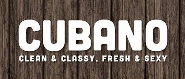 Font Cantik Free Download Gratis - Cubano