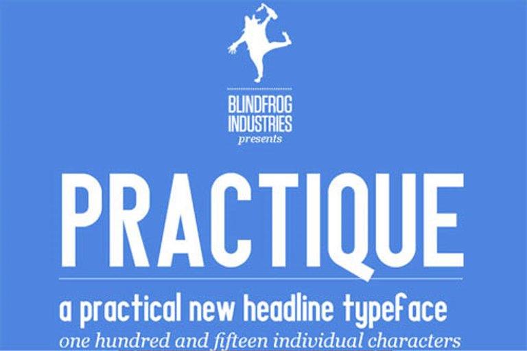 Font Cantik Free Download Gratis - Practique